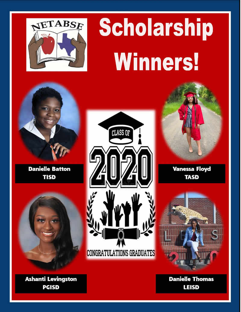 NETABSE Scholarship Recipients 2020