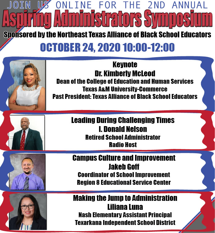 NETABSE Admin Symposium 2020